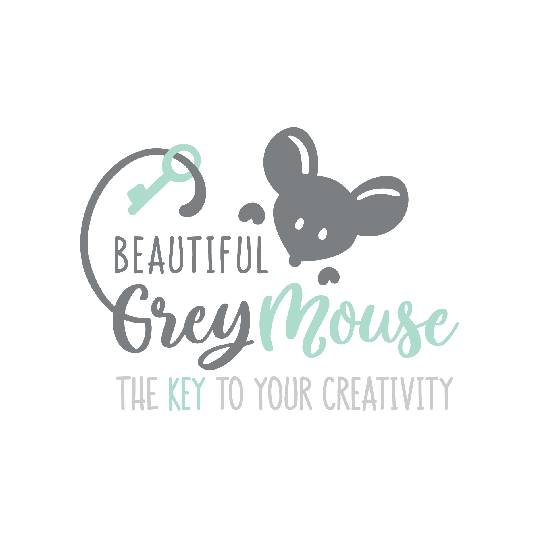 Beautifulgreymouse