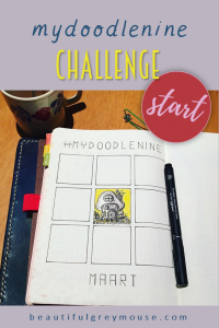 How The Mydoodlenine Challenge Works And Inspiration For It