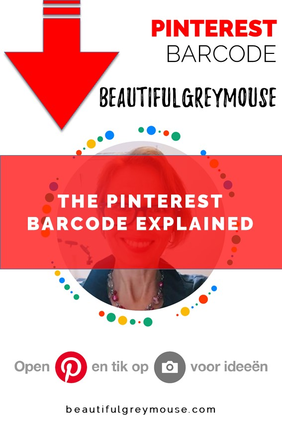The pinterest barcode explained