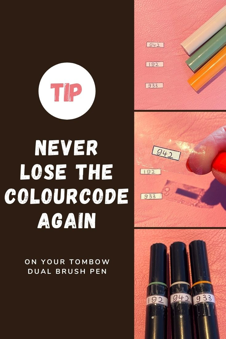 Saving Your Color Code on Your Pen Do It Like This