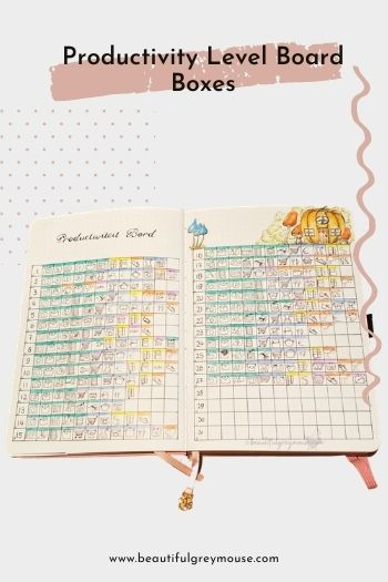 Increase Productivity By Using Your Bullet Journal