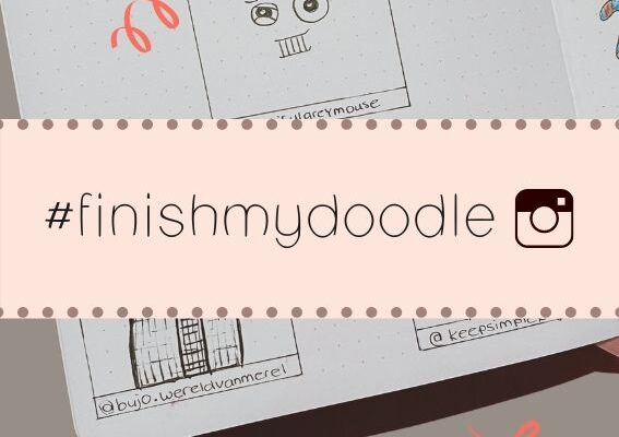 Finishmydoodle Join The Challenge