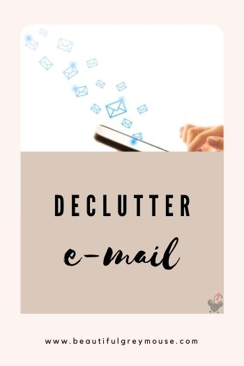 Tackle your inbox and clean up