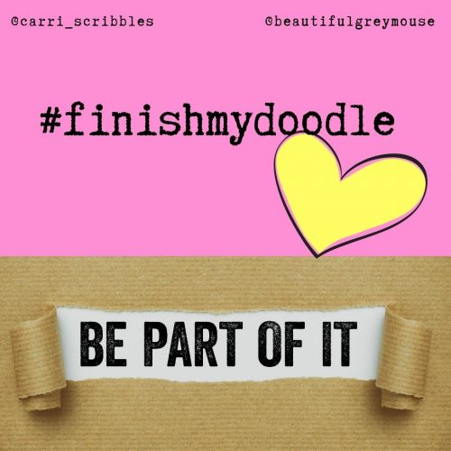 You Are Invited! Will You Join The Most Fun Doodlechallenge Of This Moment? #finischmydoodle